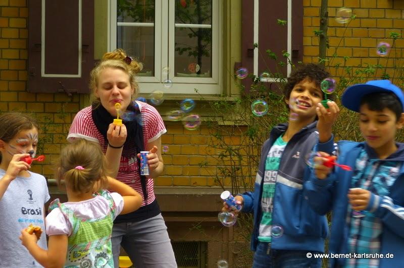 Veranstaltung von Kulturlotsen mit Kindern