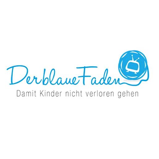 Der blaue Faden Logo