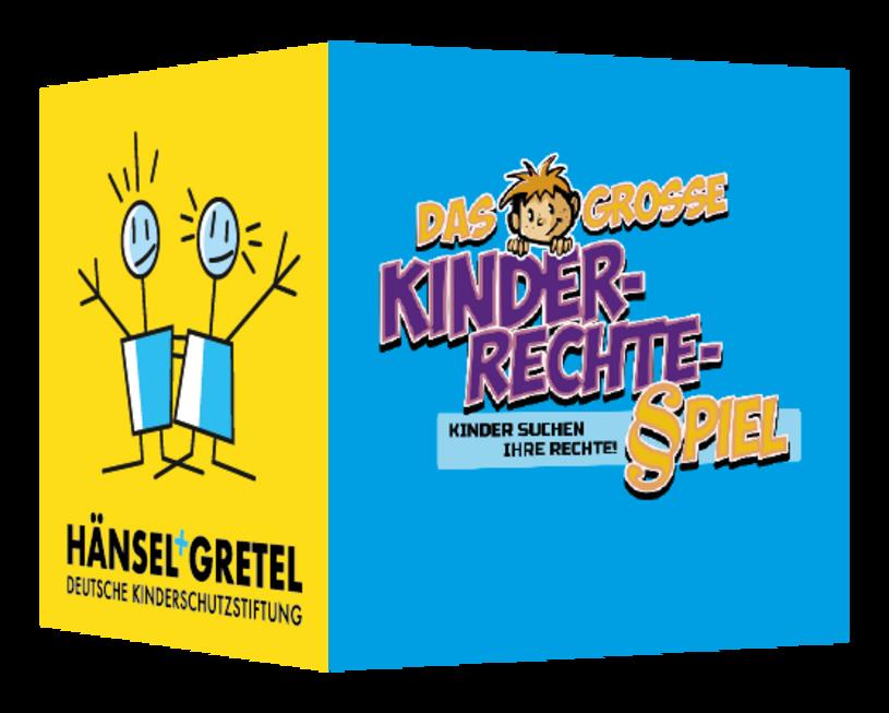 Logo Kinderrechte-Spiel