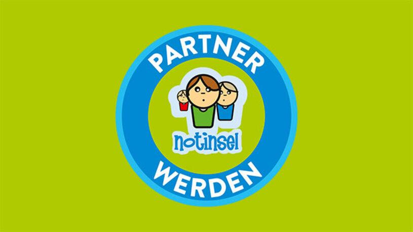 Partner werden Logo