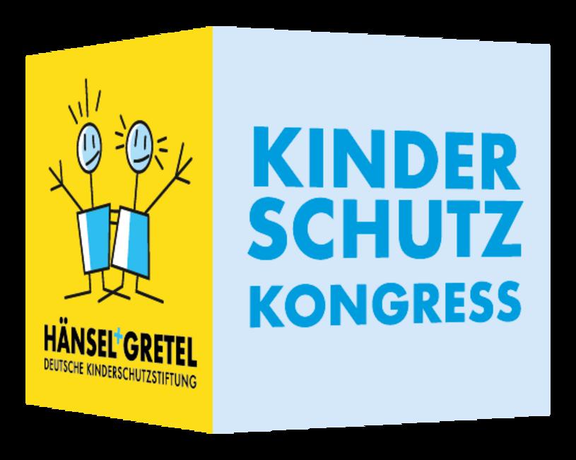 Karte mit Logo Kinderschutzkongress