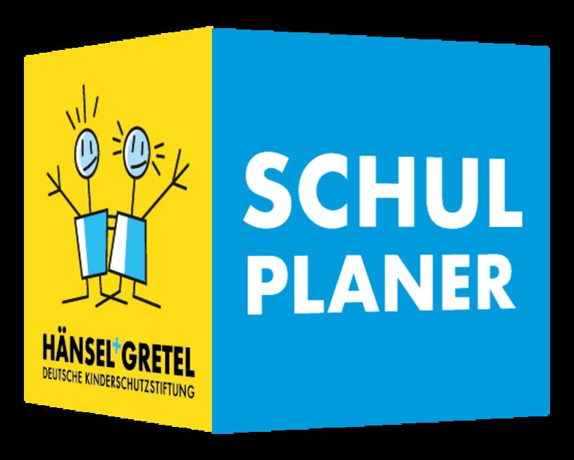 Karte mit Logo Notinsel Schulplaner