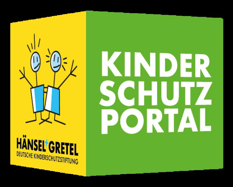 Karte Logo Kinderschutzportal