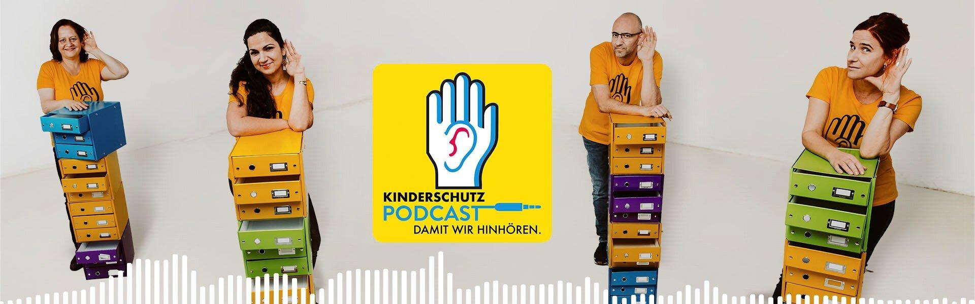 Interviewer Kinderschutz Podcast
