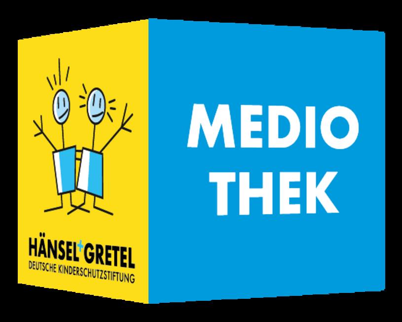 Karte mit Logo Mediothek