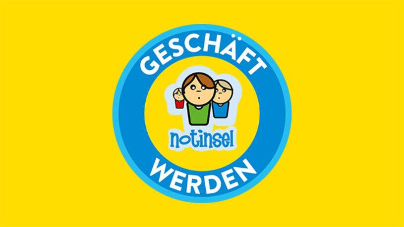 Geschäft werden Logo