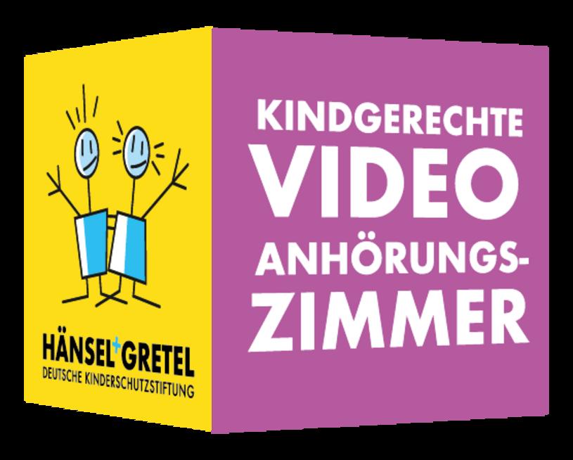 Video-Anhörungszimmer Logo